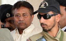Former army chief and president Pervez Musharraf has been under house arrest. Picture: AFP