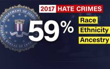 The rising environment of hate isn't your imagination, the number of incidents motivated by it rose in 2017.