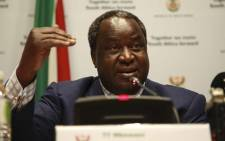 FILE: Finance Minister Tito Mboweni. Picture: EWN