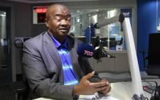 FILE: UDM leader Bantu Holomisa. Picture: @Radio702/Twitter.