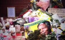 Tributes continue to pour in for former president Nelson Mandela after his death on 5 December. Picture: Govan Whittles/EWN.