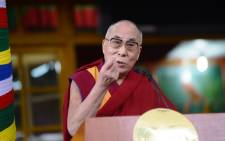 The Dalai Lama. Picture: AFP.