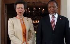 Princess Anne visits SA