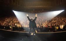 American rocker Meat Loaf. Picture: Facebook.