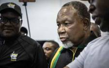 Former president Kgalema Motlanthe visited the ANC pavilion at the Rand Show at Nasrec on 26 April 2019. Picture: Abigail Javier/EWN
