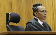 South African judge Thokozile Masipa. Picture: Pool.