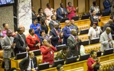FILE: The village is home away from home for many MPs. Picture: Thomas Holder/EWN.