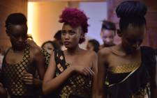FILE: Models wait backstage before the annual Nairobi Fashion week in Nairobi on 28 November, 2014. Picture: AFP