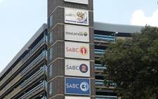 SABC offices in Auckland park,Johannesburg. Picture: Tshepo Lesole/Eyewitness News