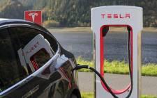 A Tesla charging station. Picture: Pixabay.com