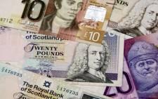 Scottish pounds. Picture: rbs.com
