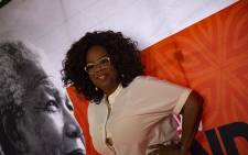 American TV talk show host Oprah Winfrey arrives at the University of Johannesburg on 29 November 2018 as a guest speaker for the Is'thunzi Sabafazi women's dialogue. Picture: Kayleen Morgan/EWN
