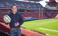 Edgar Rathbone, the new Bulls CEO. Picture: @BlueBullsRugby/Twitter