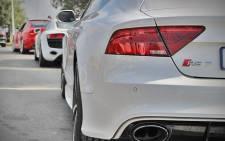 The Audi RS 7 quattro. Picture: Jacob Moshokoa/EWN