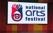 The National Arts Festival logo. Picture: Winnie Theletsane/EWN.
