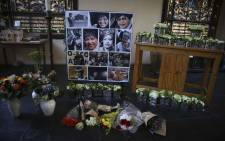 A memorial service took place for the anti-apartheid icon, Winnie Mandela at St George's Cathedral in Cape Town on 5 April 2018. Picture: Cindy Archillies/EWN