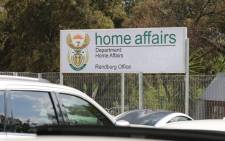 Home Affairs.  Picture: Chrsta Eybers/EWN