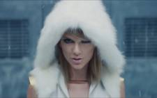 FILE: Taylor Swift captured five of the top spots with three photos of the 25-year-old country-pop star with her white cat Meredith. Picture: CNN