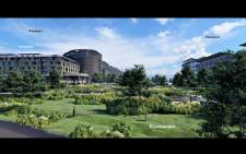 An artist's impression of the new R4 billion mixed-use space at the River Club. Picture: Supplied.