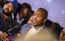 FILE: DA leader Mmusi Maimane. Picture: Kayleen Morgan/EWN