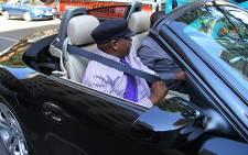 Suspended Tshwane metro police chief Ndumiso Jaca. Picture: EWN
