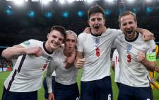 England will play in their first major tournament final for 55 years after coming from behind to beat Denmark 2-1 after extra time in front of a delirious 65,000 crowd at Wembley in Wednesday's Euro 2020 semi-final. Picture: @EURO2020/Twitter