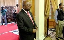 FILE: Public Works Minister Thulas Nxesi. Picture: EWN.