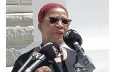FILE: ActionSA's Western Cape leader Vytjie Mentor. Picture: @Action4SA_Cape/Twitter.