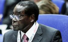 FILE: President of Zimbabwe Robert Mugabe attends the opening session of the 2nd UN Conference on Landlocked Developing Countries at the United Nations in Vienna on 3 November, 2014. Picture: AFP.