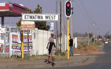 The community of Etwatwa is still coming to terms with the horror of a brutal murder where a 14-year-old hacked three members of his family to death last week. Picture: EWN.