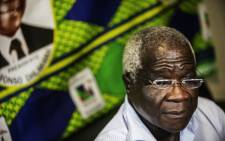 Afonso Dhlakama. Picture: AFP