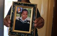 12-year-old Ayanda Ndlovu was shot with a rubber bullet, allegedly by a Metro Police officer, during a service delivery protest in Jabulani, Soweto.