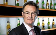SABMiller CEO Alan Clark. Picture: Tom Stockill/SABMiller.