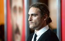 Joaquin Phoenix plays pot-smoking private detective Larry 'Doc' Sportello. Picture: AFP.