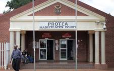 The Protea Magistrates Court in Soweto