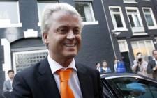 FILE: Geert Wilders. Picture: AFP.