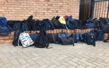 Six pupils from Honeydew High School were found in possession of drugs during a raid on Thursday. Picture: EWN