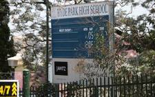 Hyde Park High School. Picture: Vumani Mkhize/EWN