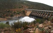 Clanwilliam Dam. Picture: Wikimedia Commons.