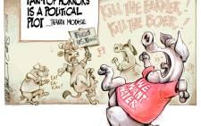 Farm of Dirty Politics