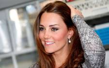 Duchess of Cambridge Kate Middleton. Picture: AFP.