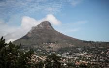 Lion's Head in Cape Town. Picture: Aletta Harrison/EWN.