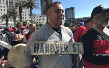 FILE: Keizersgracht Street in District Six has officially been renamed to Hanover Street; the name it bore before forced removals in the 1960s during apartheid. Picture: Lauren Isaacs/EWN