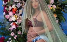 FILE: Beyonce announced her pregnancy via Instagram on 1 February 2017. Picture: Instagram.com.