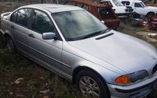Dr Leod Zondo's stolen BMW was recovered 17 years after it was stolen. Picture: Supplied.