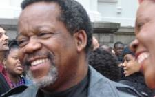 FILE: Leader of the ACDP Reverend Kenneth Meshoe. Picture: EWN