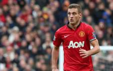 Manchester United captain and Serbian international, Nemanja Vidic. Vidic confirmed he will leave United at the end of the season. Picture: Facebook.