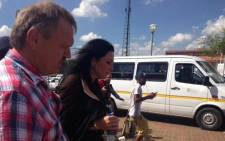 Radovan Krejcir's wife arrested for a stolen vehicle found in her absence at her Vaal property. Picture: Gia Nicolaides/EWN.