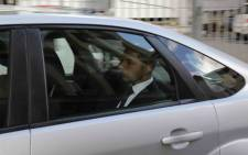 Murder accused Shrien Dewani leaves the Western Cape High Court. Picture: Thomas Holder/EWN.