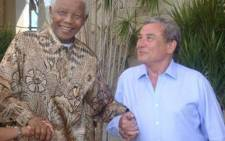 Nelson Mandela arrives for the opening of Sol Kerzner's 'One and Only Hotel' in Cape Town on 2 April 2009. Picture: Nadia Neophytou/Eyewitness News